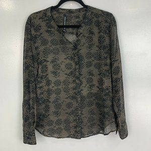 2 for $20 WGB by Walter Baker Floral Top